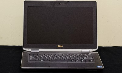 Example Hardware Grant laptop